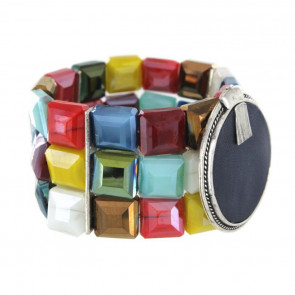 "Armband ""Manhatten"", multi 17-01302-10M"