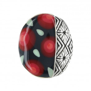 "Ring ""Amarena"", red, 17-05416-103"