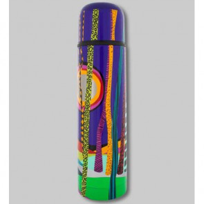"""Thermosflasche """"KEEP COOL"""" Forest"""