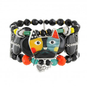 "Armband ""Andy"", multi, H16-11323-10M"