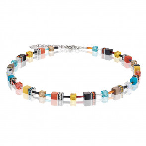 Geo Cube Collier, 2838/10-1563, Multicolor Daylight 2