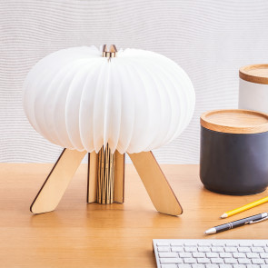 The R Space Lamp, Maple, G002ME