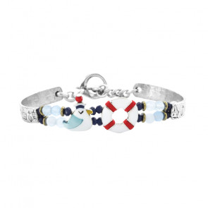 "Armband ""Capitaine"", blue, 19-01301-104"