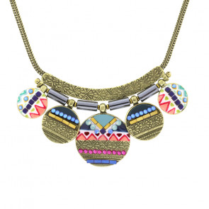 "Collier ""Seduction"", multi, 19-02104-30M"