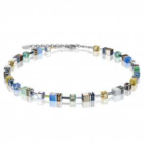 Geo Cube Collier, 2839/10-1576 Multicolor Gentle