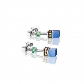 Ohrstecker, Geo Cube, 2839/21-1576 Multicolor Gentle