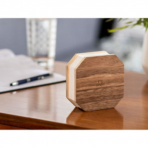 Smart Accordion Lamp, G006WT, Walnut