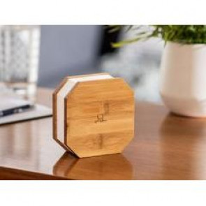 Smart Accordion Lamp, G006BO, Bamboo