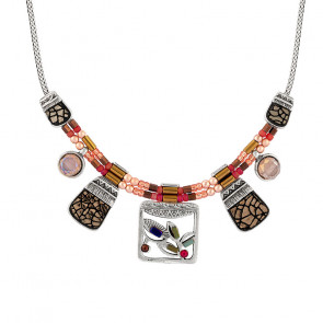 "Collier ""Lola"", Rose, H20-03106-105"