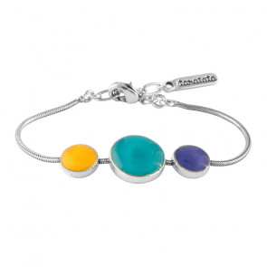 """Armband, """"Couleurs Engagees """", multi, E21-06308-10M"""