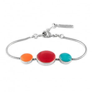 """Armband, """"Couleurs Engagees """", multi, E21-06309-10M"""