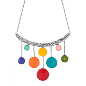 """Collier, """"Couleurs Engagees"""", multi, E21-06112-10M"""